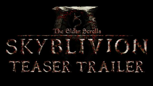 The Elder Scrolls: Skyblivion - Teaser Trailer
