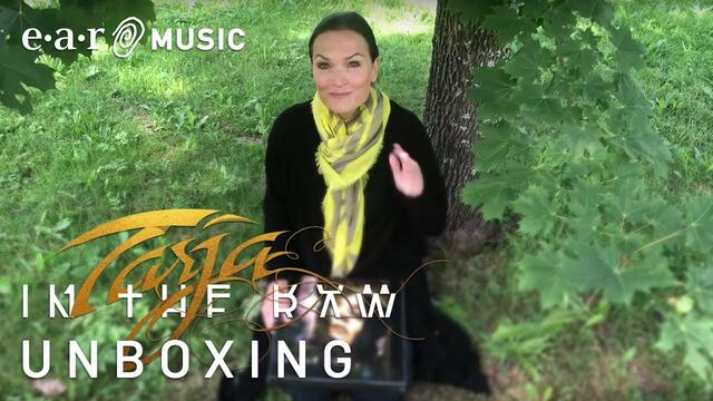 "Tarja unboxing ""In The Raw"" - New album out August 30th"