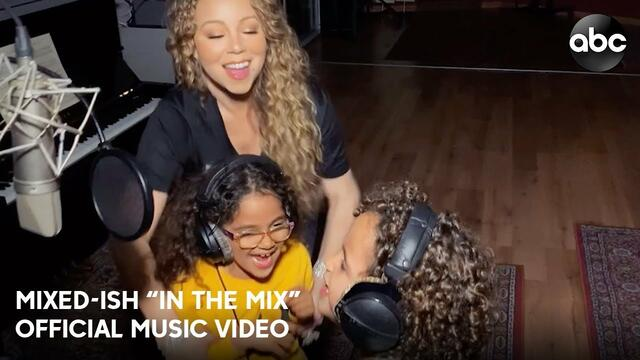 "Mariah Carey's ""In The Mix"" Official Music Video - Mixed-ish"