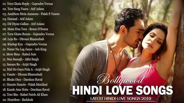 HINDI SONGS 2019 COLLECTION \\ Best Touching Romantic Hindi Love Songs Vevo - top hits hindi sonGS