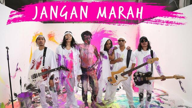 Slank - Jangan Marah (Official Music Video)