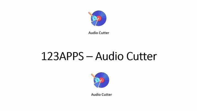 DekoTV - 123APPS - Audio Cutter