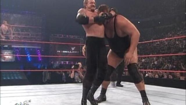 Big Show vs Diamond Dallas Page