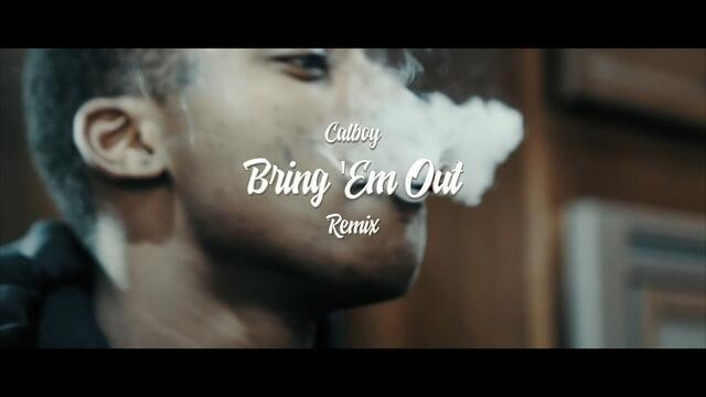 Calboy - Bring 'Em Out Freestyle (YoungBoy Never Broke Again Remix) 🎥 @youngwill2