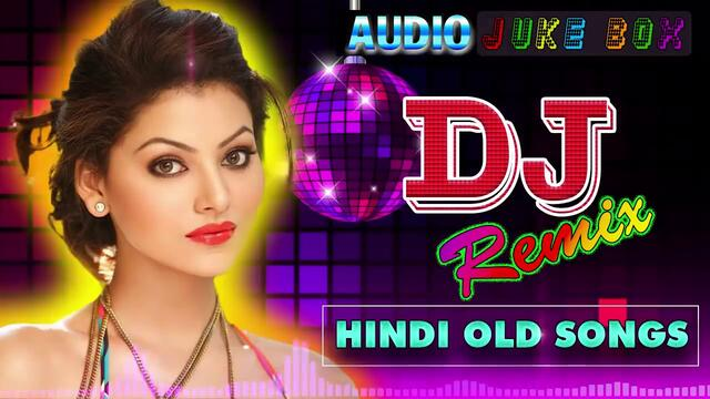 Hindi Old Dj Song ❤️ 90's Hindi Superhit Dj Mashup Remix Song ❤️ Old is Gold Hi Bass Dholki Mix