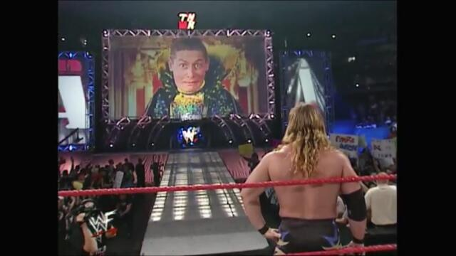 Chris Benoit & Chris Jericho vs Kurt Angle & William Regal (Tag Team Submission Match)