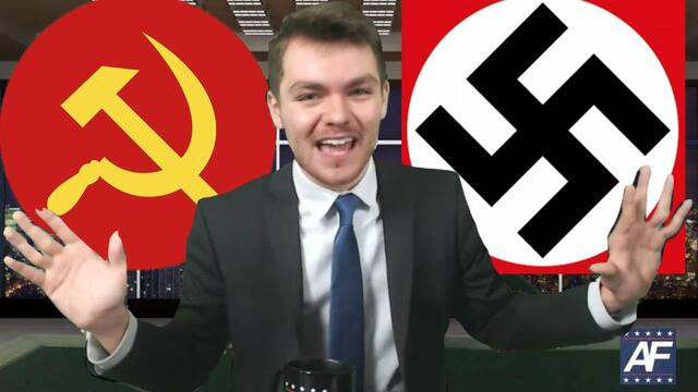Nick Fuentes: Communism vs Fascism