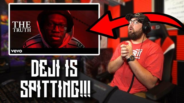 CRYPT REACTS to Deji - The Truth (Official Music Video)