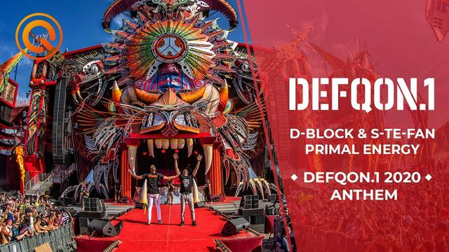 D-Block & S-te-Fan - Primal Energy (Defqon.1 2020 Anthem) | Official Video