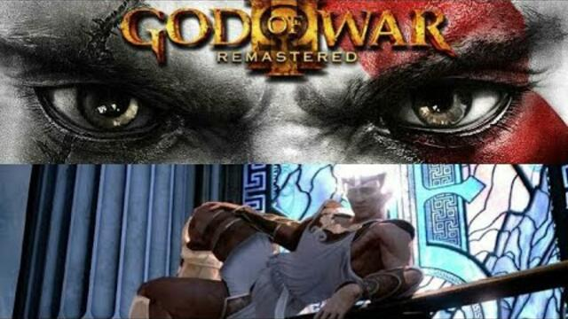 God Of War III Remastered | Parte 4 | Hermes | En Español Sub | Gameplay no Comentado |