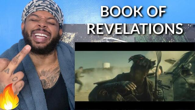 "Dax - ""Book Of Revelations"" (Official Music Video) 
