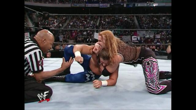 Christian vs Al Snow (WWF European Championship)