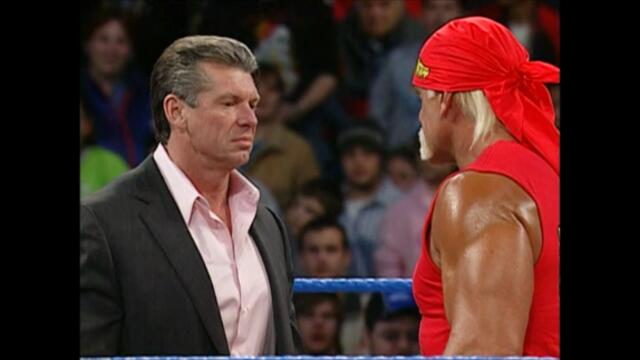 Hulk Hogan vs Mr. McMahon (Street Fight WrestleMania XIX) Promo