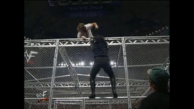 WWF: The Undertaker vs Mankind (Hell in a Cell)