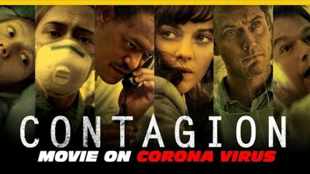Contagion 2011 Pandemic Full Movie | Contagion Corona Virus Full Movie | Contagion Virus Full Movie