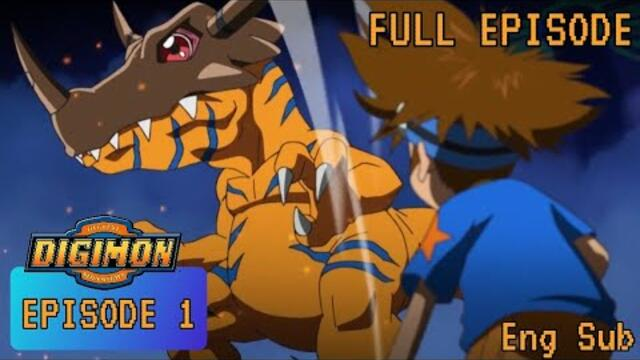 Digimon Adventure 2020 Episode 1 [Eng Sub] HD