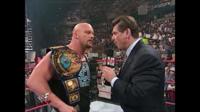 WWF Austin vs McMahon (The Whole True Story 1999) 1/3