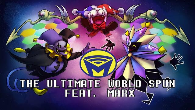 The Ultimate World Spun ft. Marx - Man on the Internet Remix