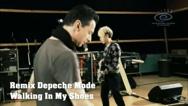 Depeche Mode - Walking In My Shoes | Remix 2020. Surround + Subtitles 22 Languages [1080p ᴴᴰ]
