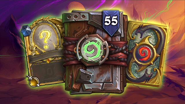 Guaranteed legendary card in every pack - [Hearthstone] Ashes of Outland