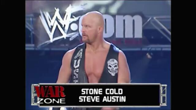 WWF Steve Austin vs Kurt Angle Main Event (Raw 27.11.2000)