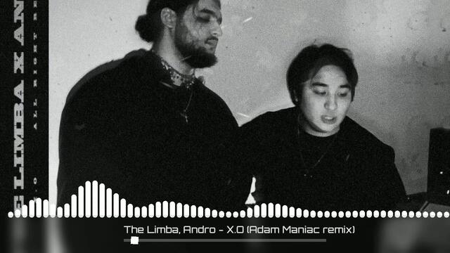 The Limba, Andro - X.O (Adam Maniac remix)
