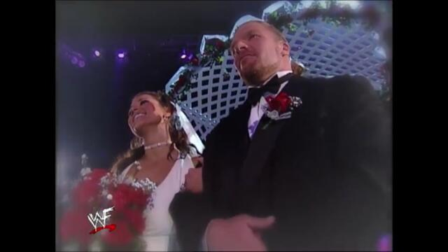 WWF Triple H, Stephanie McMahon and Vince McMahon Main Event (Raw 11.02.2002)