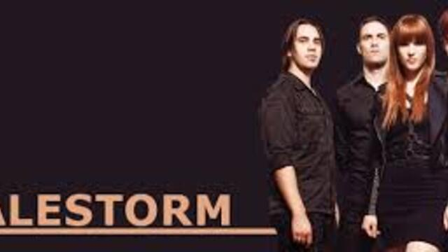 Halestorm - Shadows of my Heart