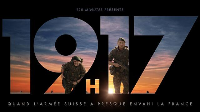 "1917 (2020) 19h17 - Swiss parody of the movie ""1917"" (English Subtitles)"