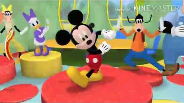 Mickey Mouse Hot dog Dance (Yandish) Made up Language