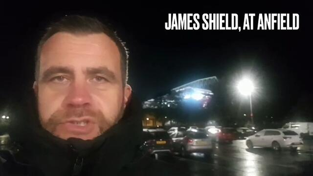 James Shield's Liverpool verdict