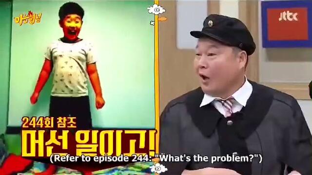 ENGSUB Knowing Bros Ep 252 Seventeen part 1