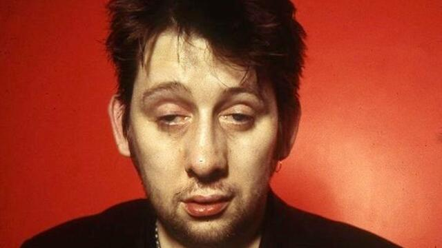 The Pogues - Shane MacGowan - Dirty Old Town - Self Aid - Dublin 1986