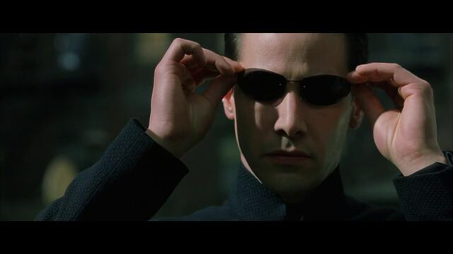 Matrix Reloaded (Neo Vs Agent Smith's Multiply) 4K