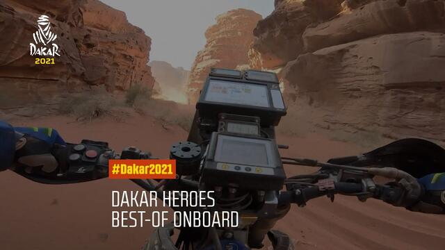 #DAKAR2021 - Dakar Heroes Highlights