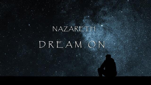 Nazareth - Dream On HD (lyrics)