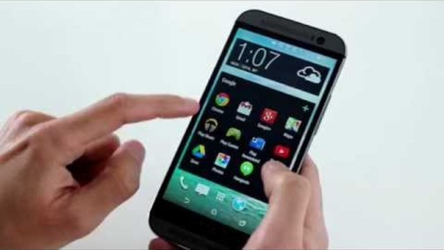 Ревю на: HTC One (M8) video review - smartphone.bg (Bulgarian Full HD version)