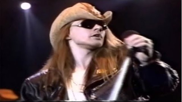 Guns N' Roses - Civil War [Live Farm Aid 1990 HD]