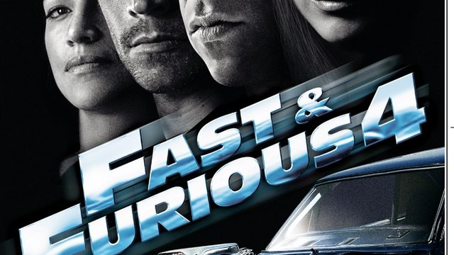 Бърз и яростен 4 бг аудио - Fast and Furious R5.2009
