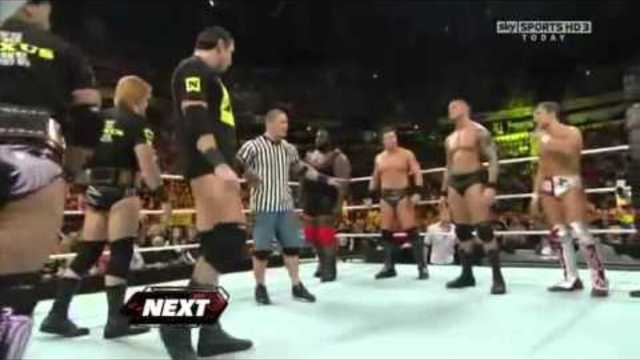 team nexus vs team orton