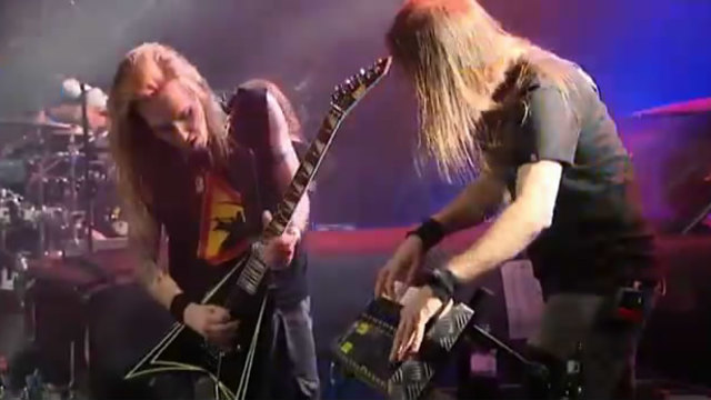 Children of Bodom - We're Not Gonna Fall ( LIVE in Stockholm )