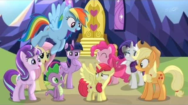 My Little Pony Equestria Girls My Little Pony Да играем на криеница