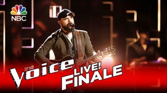 "The Voice 2016 Josh Gallagher - Finale: ""Pick Any Small Town"""