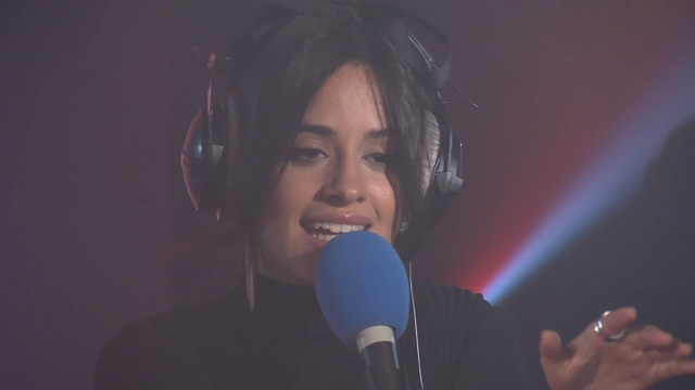 Machine Gun Kelly, Camila Cabello - Bad Things in the Live Lounge ,2017