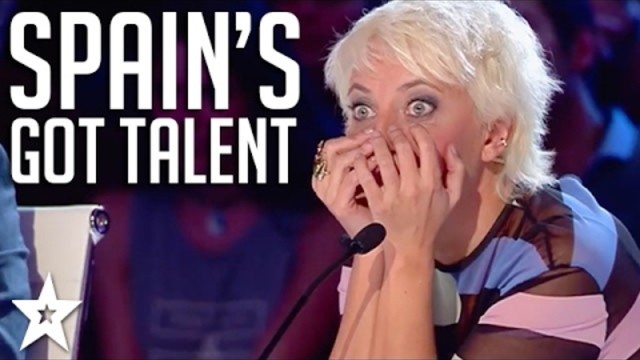 TOP AUDITIONS on Spain's Got Talent 2017 Week One | Part Two