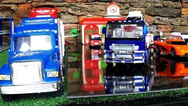 The Little Bus Tayo Car Toy Videos for Kids Cars Toys For Kids Learning Kids