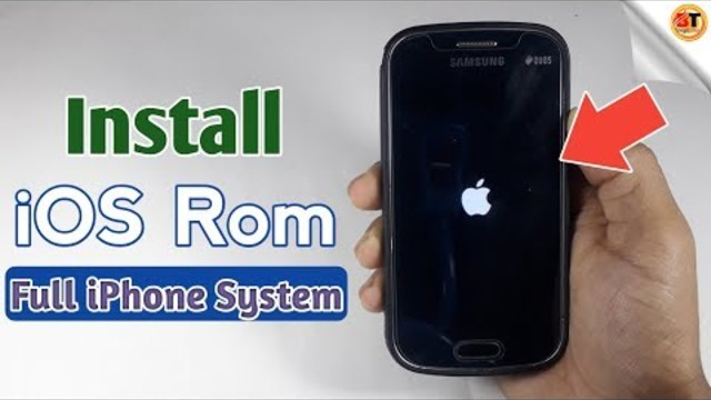 How to install iOS 7 Rom on Samsung Galaxy S Duos 2 (GT-S7582) and Trend Plus (GT-S7580)