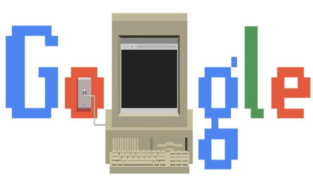 Happy 30-th Anniversary to the World Wide Web! World Wide Web 30-th Anniversary Google Doodle WWW 2019 - 1989