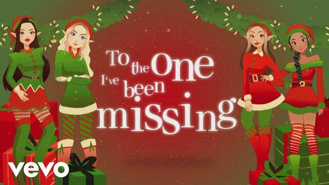 Little Mix - One I've Been Missing (Lyric Video)