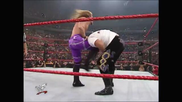 Chris Jericho vs Chris Kanyon